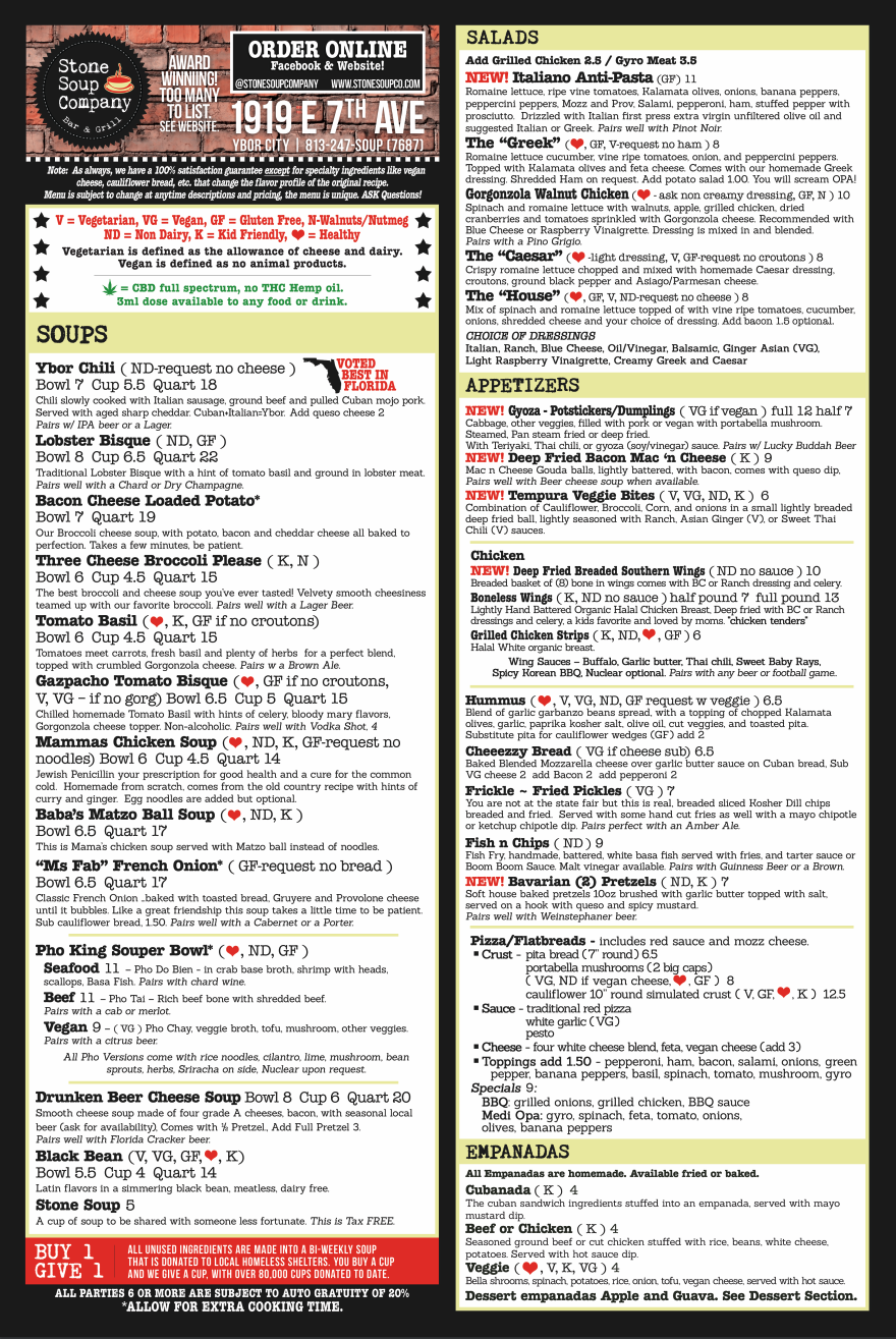 image relating to Noodles and Company Printable Menu known as Menus The Stone Soup Organization